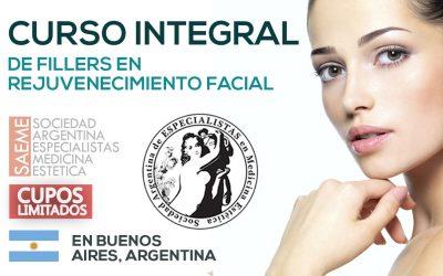 Curso Integral de Fillers en Rejuvenecimiento Facial