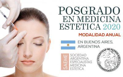 Posgrado en Medicina Estética 2020