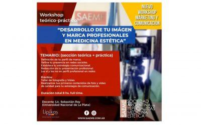 Workshop de Marketing y Comunicación en Medicina Estética