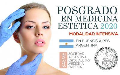 Posgrado Intensivo en Medicina Estética 2020