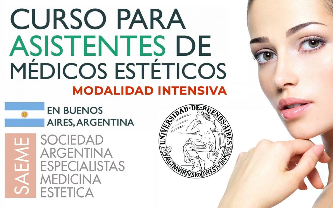 Curso INTENSIVO para Asistentes de Médicos Estéticos en ARGENTINA