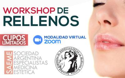 Workshop de Rellenos en BUENOS AIRES