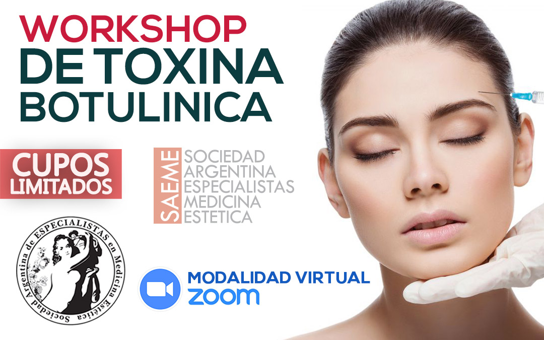 Workshop Toxina Botulínica