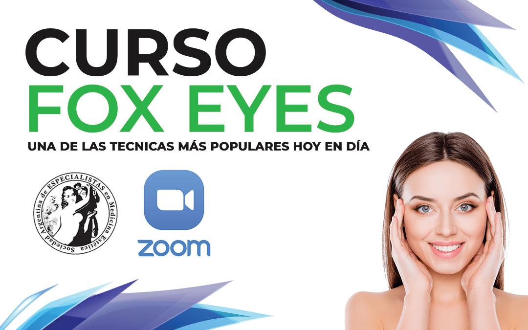 Curso de Fox Eyes